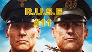 R.U.S.E Walkthrough #11 jetzt haben wir die Bunker (Full-HD) (Deutsch)