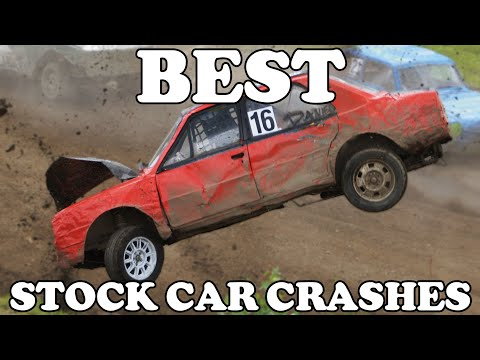 Big Stock Car Racing Crash compilation /Folkrace kraschfilm