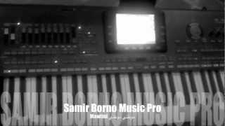 Mawtini - Samir Borno Music Pro [ KORG Pa3X ] - موطني موطني موسيقى