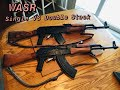 AK-WASR Single stack -VS- double stack- quick look