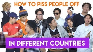 Video Youtube How to piss people off in different countries PART 1