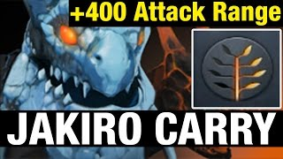 JAKIRO HARD CARRY - FoREv - Dota 2