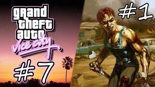 ЗАПИСЬ СТРИМА от 04.01.18 ► Grand Theft Auto: Vice City #7 + Postal 2: Штопор жж0т #1