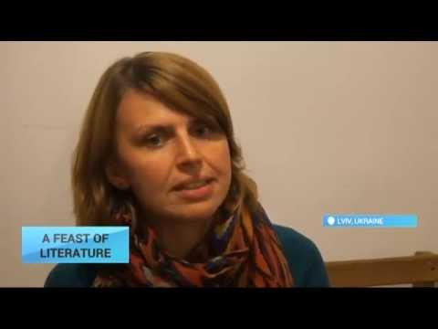 Literature As Means to Help Chidren Through War: Sofia Riabchuk at the Lviv Book Forum 2015