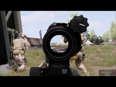SOAR Gaming USMC Al Rayak
