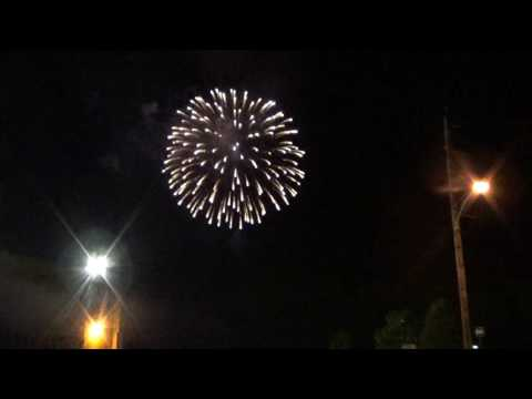 Red Lion firework shows-2016