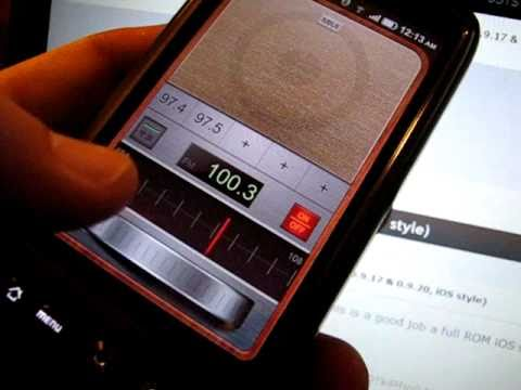 HTC Desire: FM Radio on AOSP ROM!