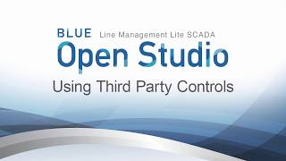 Video: BLUE Open Studio: Using Third Party Controls