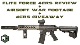 airsoft war footage review hd elite force 4crs aeg giveaway announcement