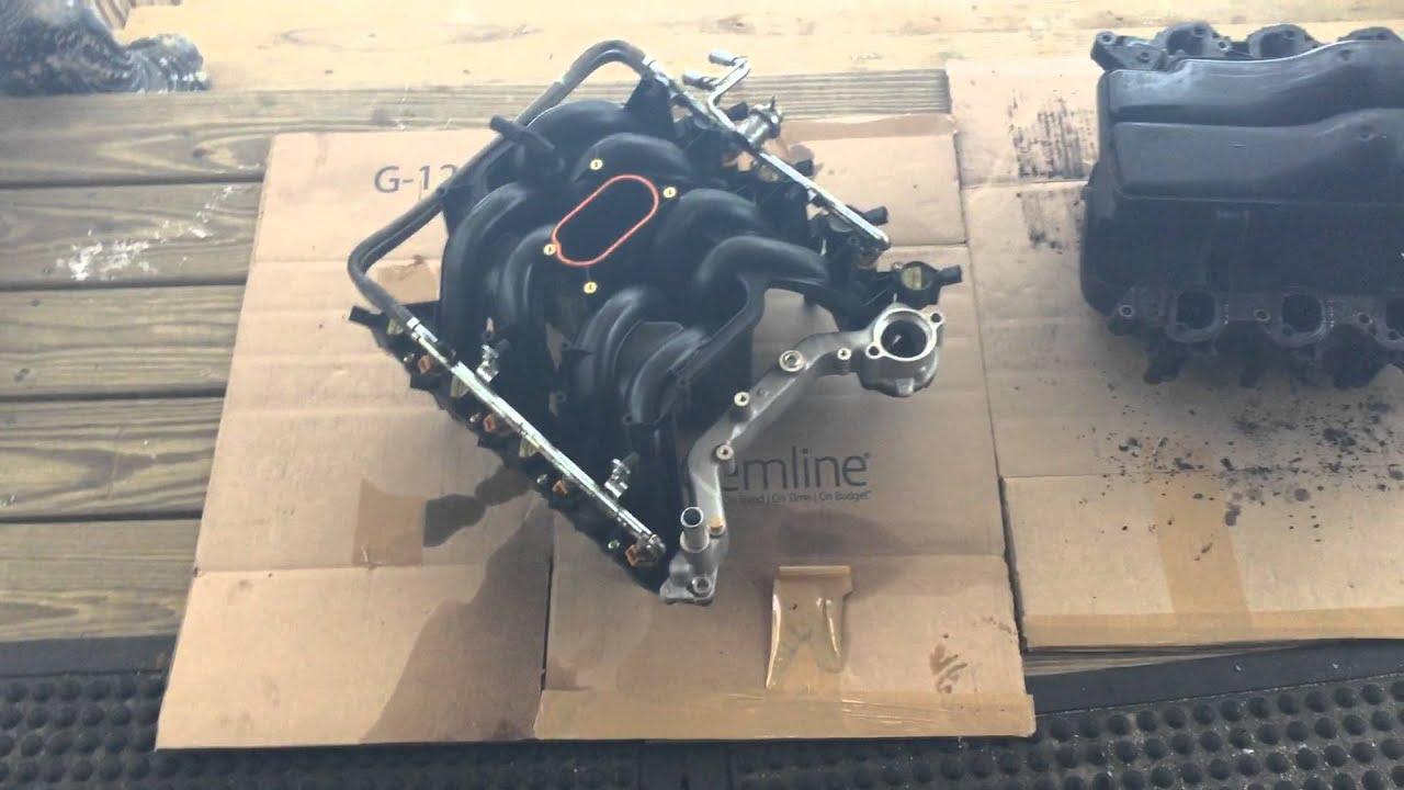 2001 Ford F-150 5 4l - Intake Manifold