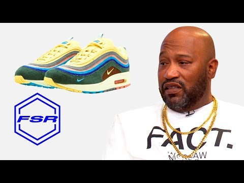 Trinidad James Makes Bun B Spot Fake Sneakers | Full Size Run
