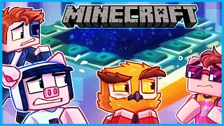🔴 Minecraft but we're beating the game on hardcore today...