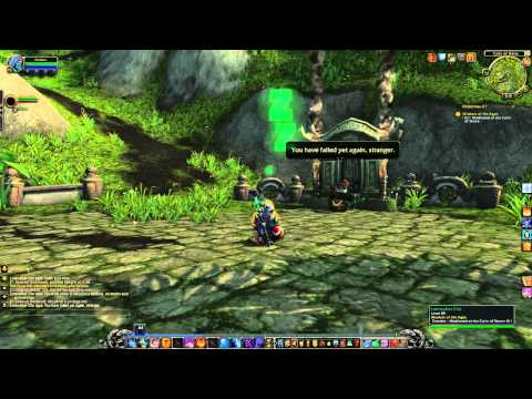 Pandaria Beta: Bugged Meditation Quest Jade Forest Leveling