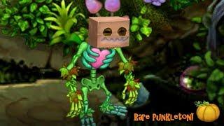 NÃO CONSIGO O PUNKELETO RARO!! - My Singing Monsters #163