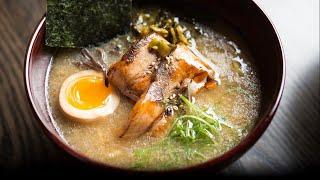 Making Tonkotsu Ramen with Japanese Master Chef Morimoto - New Day Northwest