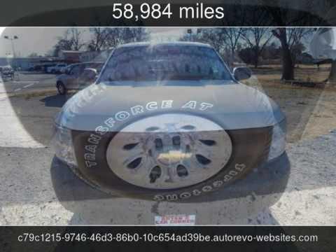 2009 Chevrolet Silverado 1500 Work Truck Used Cars Lawton Ok