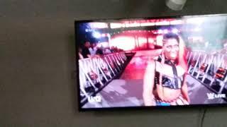 NIA JAX RETURNS TO RAW!!!!!!!! Sept. 17, 2018