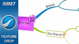 Create New Branch - iMindMap 7