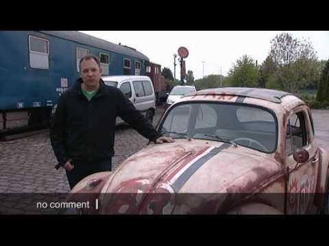 bluptv: Autosammler ersteigert original Herbie