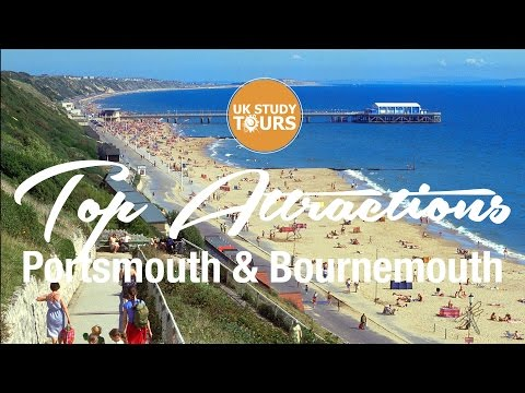 Portsmouth & Bournemouth Top Attractions - UK Study Tours