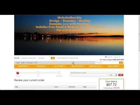 Turnkey Websites Less Than $65