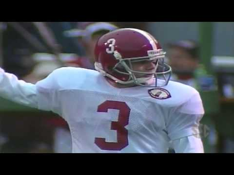 1992 SEC Championship - #2 Alabama vs  #12 Florida (HQ)