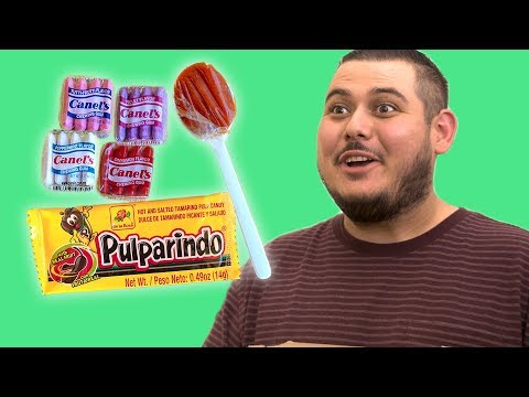Mexican CANDY [Part 2]   Mexican Survival Guide