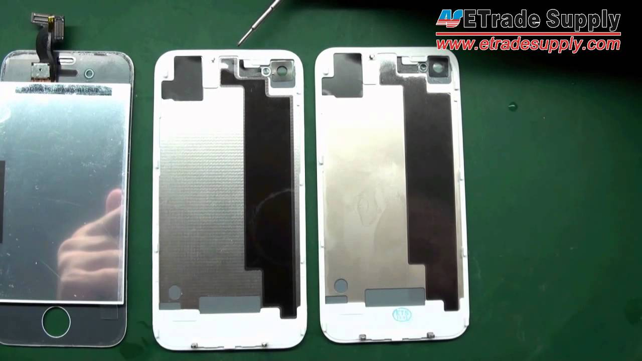 How to tell the difference between a Real and Fake iPhone 4 and 4S ...