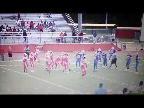 Gulfport High School jv #22 G Price.