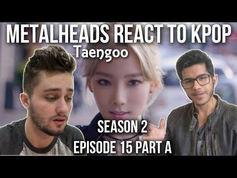 #roadto10k SEASON 2 | Metalheads React to Kpop | Episode 15 PART A (TAEYEON)