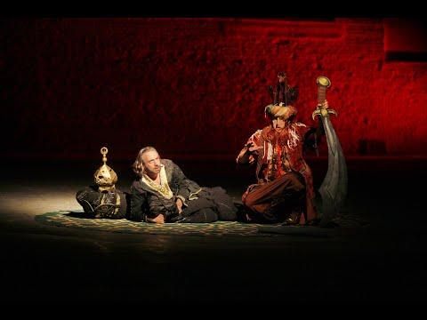 sirene Operntheater - Festival alf laila wa laila 10 - Masrur: Musik: Or Weber