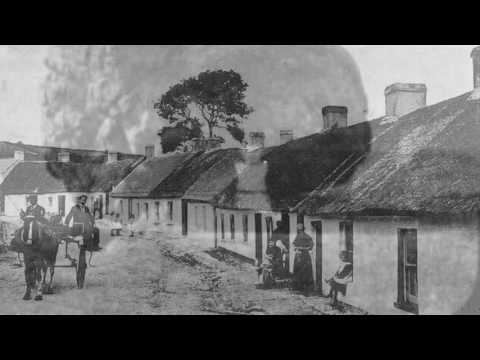 Larne old tourist town