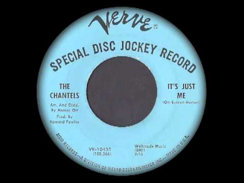 The Chantels - Indian Giver / It's Just Me