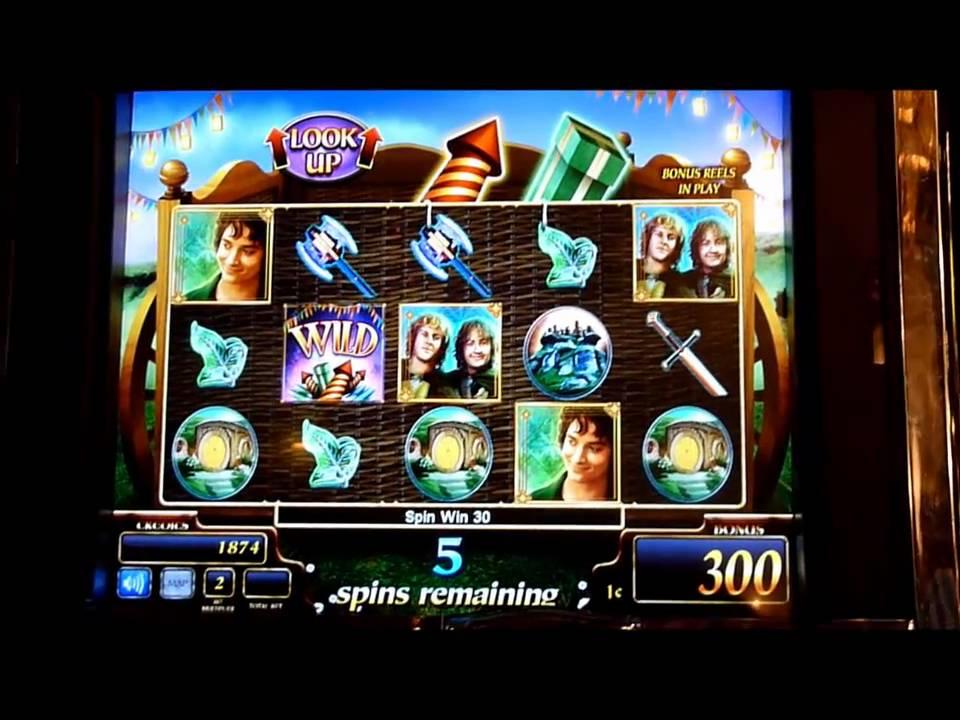 Lotr Slot Machine Online
