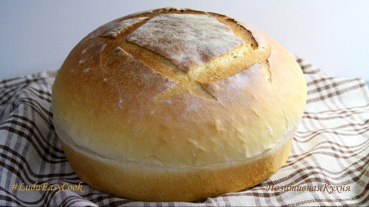 Рецепт теста для хлеба в духовке