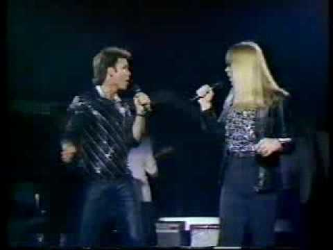 LARRY NORMAN AND CLIFF RICHARD (RARE)