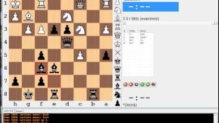 Key Moments in Chess History #13 (Steinitz vs Zukertort - 1st World Championship)