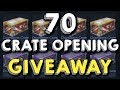 rocket league giveaway evry 10 subs i will give a crate away