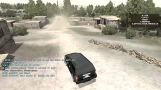 Epic Takistan Life Revolution Car Chase