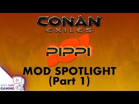Mod Showcase #46 - Conan Exiles - Hyper realistic ragdoll physics