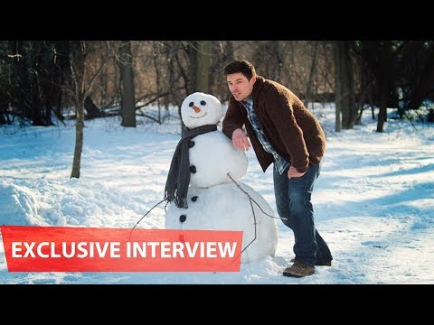 Snowmance  Jesse Hutch Exclusive  Ashley Newbrough, Adam Hurtig 2017 Holiday Movie