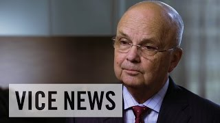 former cia head michael hayden on why he wont endorse trump or clinton