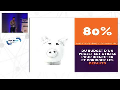 Faut-il Faire Du Travail De Qualité ? - Jean-François Lépine - Forum PHP 2017