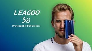 Красивый Leagoo S8 почти Galaxy S8