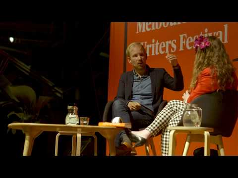 Universal Basic Income and the Explosion of Creativity: Rutger Bregman   Melbourne Writers Festival