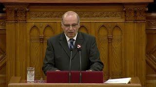Köztársasági elnök választás a parlamentben: Majtényi László beszéde
