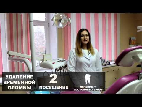 Алгоритм лечения периодонтита у детей