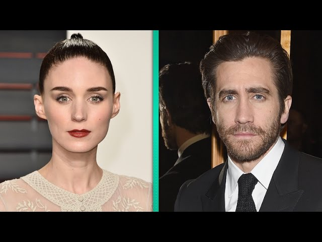 Jake Gyllenhaal and Rooney Mara Dating Rumors Squashed -- See the New Photo!