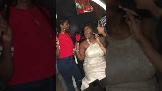 Jhenelle Hill : Bk prom slay with Kristen Video