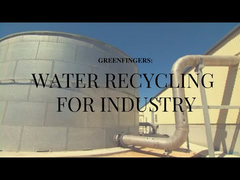 Greenfingers: Water Recycling for Industry